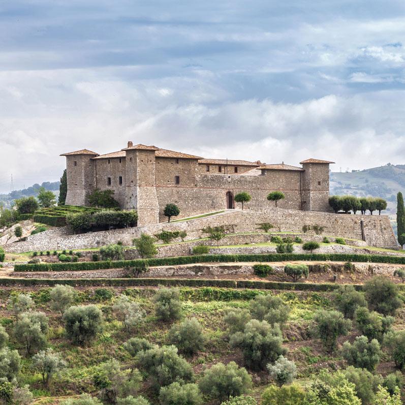 Il Castello di Montepò apre le porte a ONAV